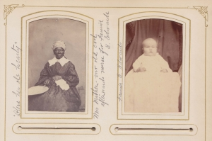 Mrs. Mathers nurse to Fannie Edwards