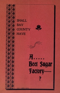 Beet Sugar in Bay County