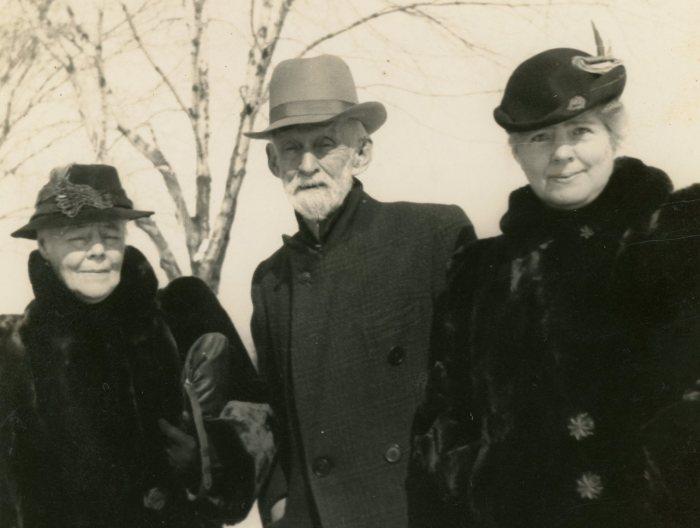 Great Grandparents Burris