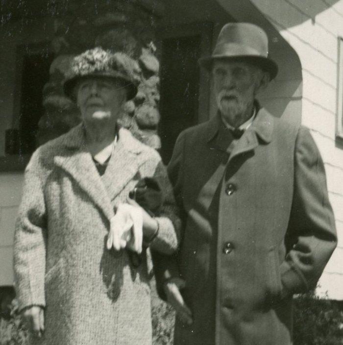 William Henry Burris & Fannie